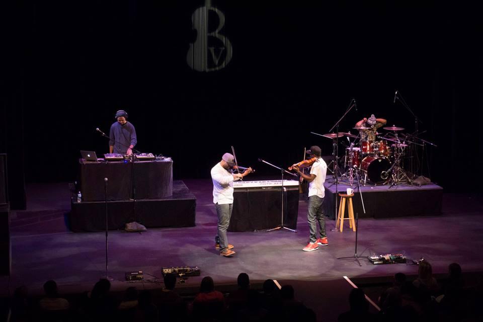 BVSPS Winnipeg stage